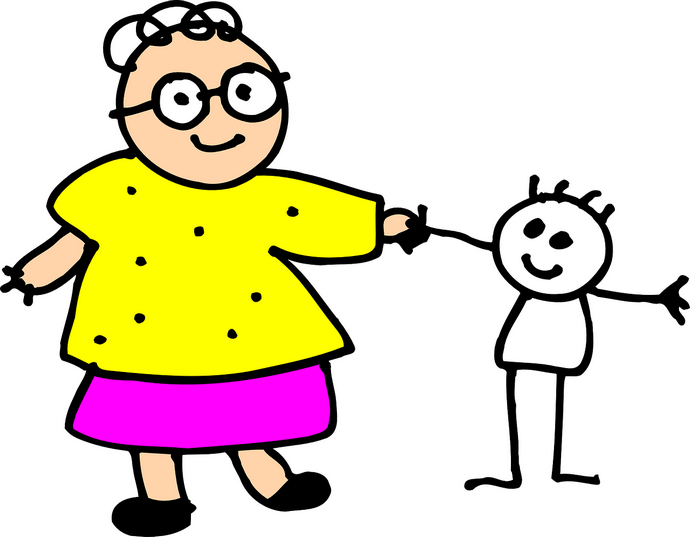 persoonlijk contact grootouders